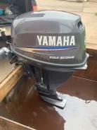 Yamaha. 15,00л.с., 4-тактный, бензиновый, нога S (381 мм), 2005 год