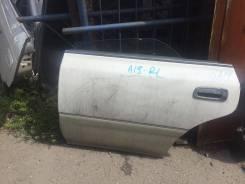 Дверь задняя левая Toyota Crown LS151