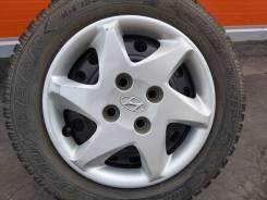 Зимние колеса R15 для Hyundai Solaris