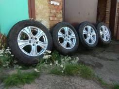 Продам диски с летней шиной