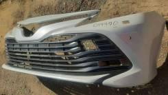 Бампер передний Toyota Camry 70 Тойота Камри XV70