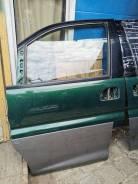 Дверь передняя левая Mitsubishi Delica, Space Gear, L400.