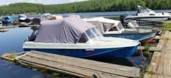 Казанка-5М3. 2013 год, длина 4,70м., двигатель подвесной, 55,00л.с., бензин