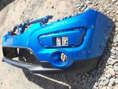 Бампер передний Renault Sandero Stepway 2 2014-18