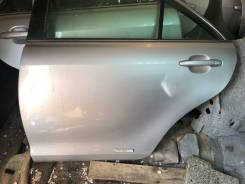 Дверь задняя левая цвет 1F7 Toyota Camry 40 кузов c 2006-2011