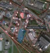 Предоставлю бесплатно земельный участок под строительство склада. План (чертёж, схема) участка