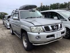 Переднее левое крыло на Nissan Safari/Patrol Y61