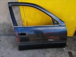 Дверь правая передняя Дефект Toyota Sprinter AE100, 5AFE, в Новосибирс