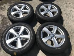 205/55 R16 Bridgestone VRX2 литые диски 5х112 (L34-1602)