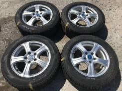 215/60 R16 Dunlop DSX-2 литые диски 5х114.3 (L34-1603)