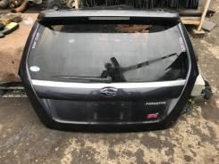 Дверь багажника без спойлера Subaru Forester SG9 SG5 SG 02-07