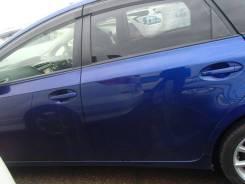Дверь передняя левая 8T5 Toyota Prius a ZVW41 2Zrfxe