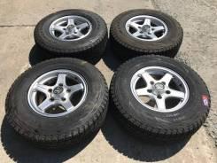 265/70 R16 Bridgestone DM-V1 литые диски 5х150 (L34-1604)