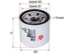 Фильтр масляный Sakura C-1809 арт. C1809