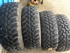 Bridgestone Dueler M/T. грязь mt, 2008 год, б/у, износ 20%