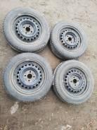 Комплект шипованных шин 175/65R14 на штамповке 4х100