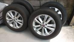 Комплект оригинальных колёс Nissan X-Trail 225 / 65 R 17 ( Лето )