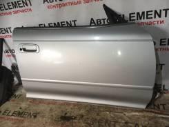Дверь боковая правая передняя Toyota Mark II GX90/ цвет 199
