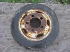 Продажа железный диск с резиной новая запаска в Находке