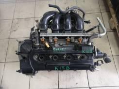 Двигатель Suzuki K12B Black