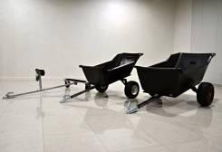 Прицеп для квадроцикла ATV В2. Г/п: 150кг. Под заказ из Комсомольска-на-Амуре