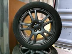 Продам резину Pirelli Cinturato P7 225/50 R17 на литье Subaru WRX STI