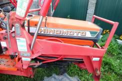 Hinomoto. Мини-трактор 2304, 23,00л.с.