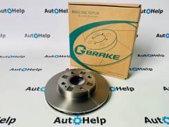 Тормозной диск передний Mazda G-brake GR-02546 GR-02546, B26Y3-325XA, BJ0Y3325X