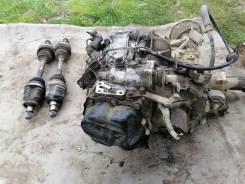 Sprinter Carib AE95 Коробка механическая МКПП полностью весь комплект