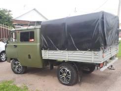 УАЗ-39094 Фермер. Продам УАЗ Фермер, 2 700куб. см., 1 000кг., 4x4