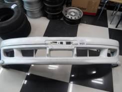 Бампер передний Toyota Caldina ST215 белый