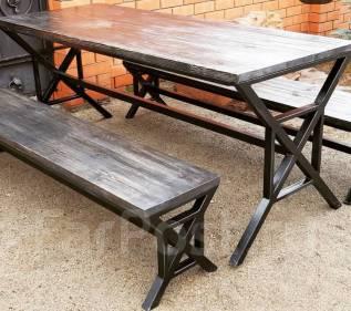Мебель из металла, Сварочные Работы, Собственное Производство