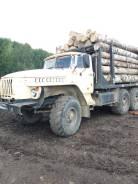 Урал. Продается лесовоз