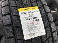 Dunlop Winter Maxx SJ8, 265/70 R15 112R