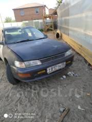 Toyota Corolla. AE1003153525, 5AFE