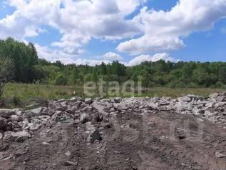 Земельный участок п. Березовка. 1 250кв.м., собственность