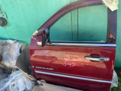 Дверь Cadillac Escalade 3 2007-2014