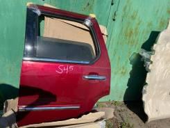 Дверь задняя левая Cadillac Escalade 3 2007-2014