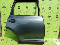 Дверь задняя правая Volkswagen Touareg 02-10г голое железо