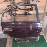 Дверь Toyota carina E st191L 3sfe задняя правая