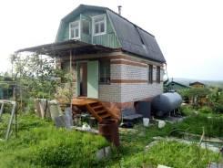 Кирпичный дом дача. Кипарисово, площадь дома 60,0кв.м., площадь участка 600кв.м., колодец, электричество 3 кВт, отопление твердотопливное, от част...