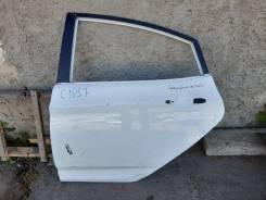 Дверь задняя левая Hyundai Solaris 2011-17