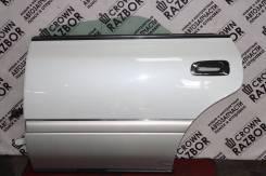 Дверь зад лево Toyota Crown JZS155