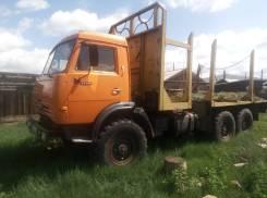 КамАЗ 44108. Продам грузовой тягач седельный, 19 000кг., 6x6