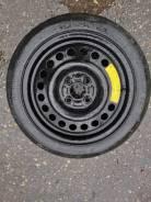 "Запасное колесо банан запаска 125/70d15 nissan note. 4.0x15"" 4x100.00"