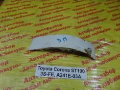 Накладка на кузов Toyota Corona Toyota Corona 1996, правая задняя