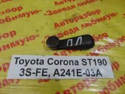 Ручка стеклоподъемника Toyota Corona Toyota Corona 1996, левая передняя