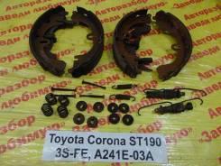 Колодки тормозные задние барабанные к-кт Toyota Corona Toyota Corona 1996