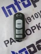 Ключ замка зажигания Mazda 6 2008 GH L5