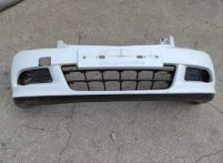Бампер Nissan Almera G15 передний